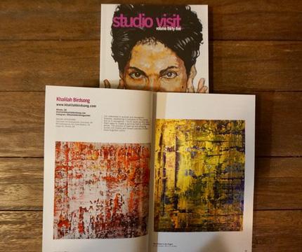 Studio Visit Magazine 2017